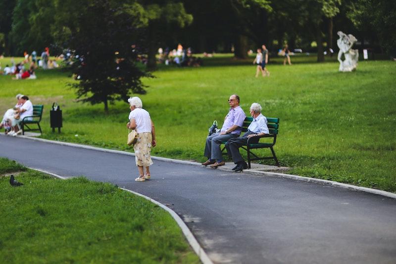 Age For Senior Citizens